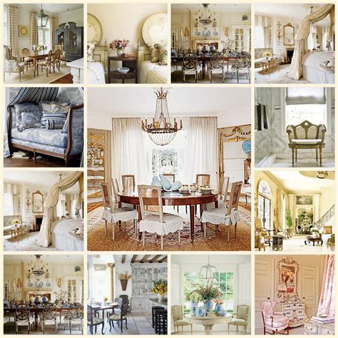 Fabulously French!  The Enchanted Home