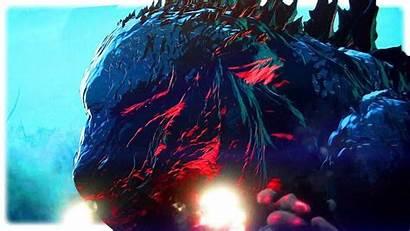 Godzilla Netflix Anime Planet Monsters Film Kaiju