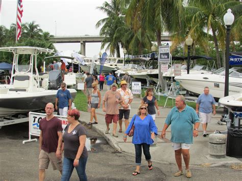 Fort Myers Boating Forecast by 45th Annual Fort Myers Boat Show Go Boating Florida