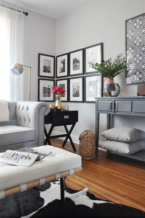 Decorating Living Room Walls - 11 ideas for decorating awkward corners in your home
