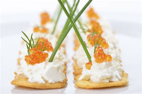 appetizer canape luxurious appetizers youne