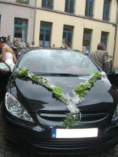 deco voiture de mariee d 233 coration de voiture de mariage mariagetv