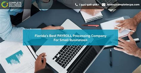 best payroll companies how to select the best payroll company for small business