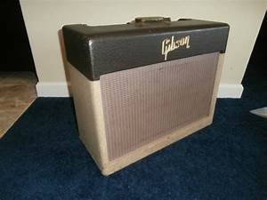 Vintage 1957 Gibson Ga