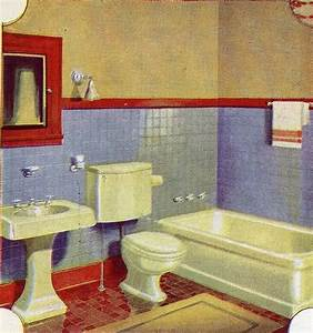 33 best images about vintage bathroom 193039s on for 1930 bathroom style