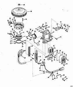 Johnson Ignition System Parts For 1976 55hp 55el76e