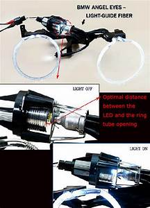 Led Bmw Angel Eyes Ring Marker Bulbs Guide