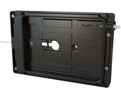 smartpanel mount  apple ipad mini aircraft instrument panel flush mount