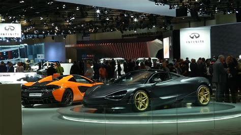 New Luxury Cars Revealed At Dubai Motorshow