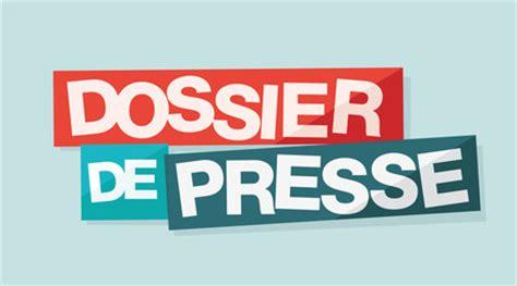 pressing bureau de presse faire un dossier de presse