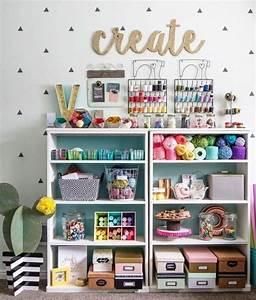Nähzimmer Einrichten Tipps : kreative tipps und ideen zum n hzimmer einrichten craft room storage kreativer speicher und ~ A.2002-acura-tl-radio.info Haus und Dekorationen