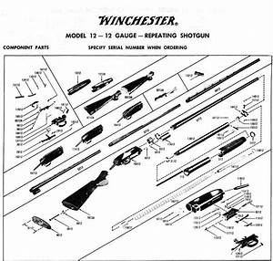 Winchester Model 92 Parts Diagram  Winchester  Free Engine Image For User Manual Download