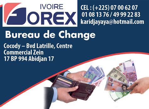 bureau de change cnit ivoire forex bureaux de change