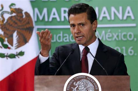 Mexican President Enrique Peña Nieto Wants to Legalize Gay ...