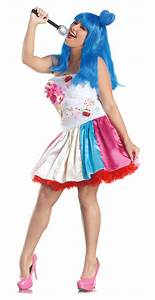 Katy PERRY Plus Size 1-XL 16-24 Candy California Girls ...