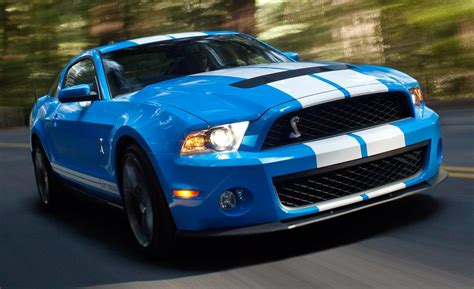 2018 Ford Shelby Gt500 Gets Modest Bump In Price