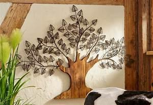 Baum Für Wohnzimmer : deko baum aus holz f r wohnzimmer ~ Michelbontemps.com Haus und Dekorationen