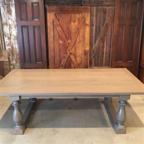baldwin table  quarter sawn white oak furniture