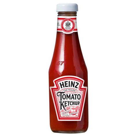 Heinz Tomato Ketchup Glass Bottle 342g - The Grow Box