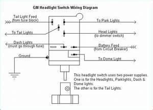 Headlight Switch Wiring Diagram  U2013 Wiring Diagram Pro