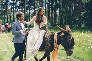 La boda más indie que has visto nunca Novias/bodas TELVA