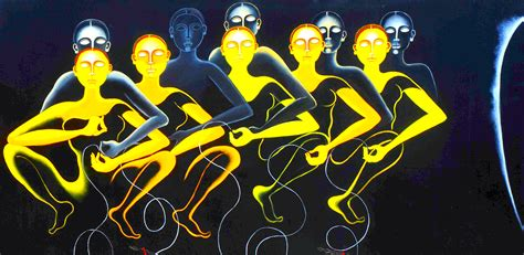 ARPANA CAUR, INDIAN PAINTER - When the perspective become ...