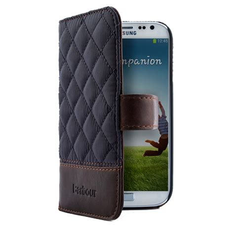 proporta samsung galaxy s4 quilted collection barbour