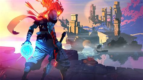 lets play dead cells early access roguevania ign video