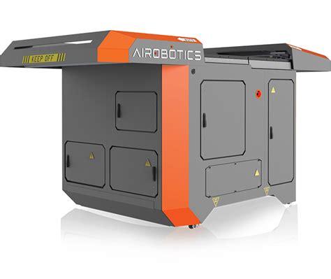 automated industrial drones airobotics