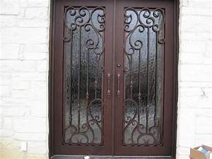 Wrought Iron Entry Doors Prices — Home Ideas Collection