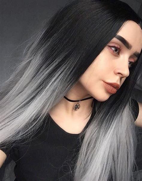 colored haircuts pin de wika chmielowska en włosy 4705