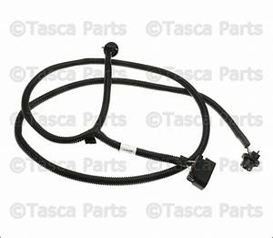 New Oem Mopar Rear Bumper Wiring Harness 2014