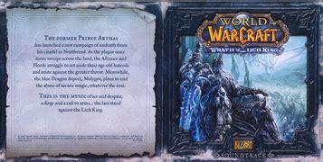 wrath   lich king soundtrack wowpedia  wiki