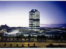Modern Architecture BMW Museum Munich
