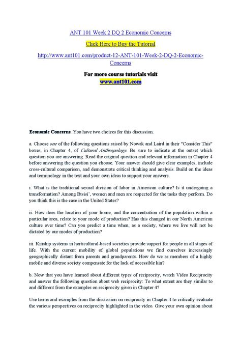 A Among Us Stories Of Cross Cultural Collision And Connection by Ant 101 Week 2 Dq 2 Economic Concerns By Hansika4 Issuu