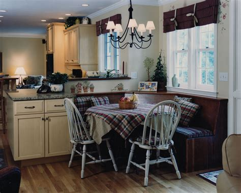 Country Kitchen ? Island Cooktop   Currier Kitchens