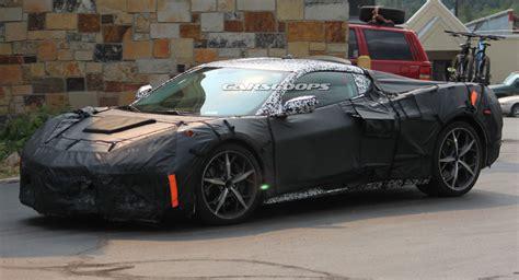2020 Mid-engine Corvette Getting Ready To Attack Ferraris