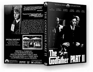 The Godfather Part 2 DVD Cover by wilkee on DeviantArt