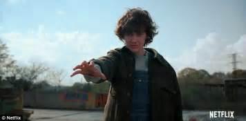 stranger  eleven returns  curly hair daily