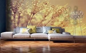 Fototapete Für Wohnzimmer : fototapeten pusteblumen gr e der wand ~ Sanjose-hotels-ca.com Haus und Dekorationen