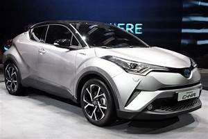 Toyota CHR will Get 1 2L Turbo, 2 0L And 1 8L Hybrid Engines