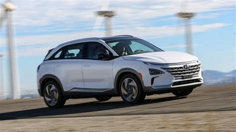 Hyundai Unveils Nexo Fuelcell Suv With New Driver Aids At Ces
