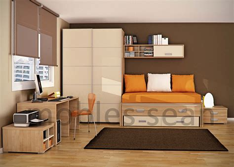 brown room designs space saving designs for small rooms