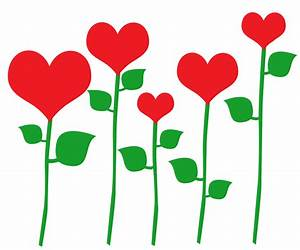 Clipart Flowers And Hearts | Clipart Panda - Free Clipart ...