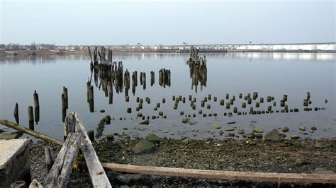 Boat Salvage Yards Perth by New York S Graveyard Of Ships Tour