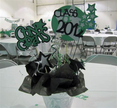 Graduation Decoration Ideas For Tables by Minced Paper Graduation Decorations