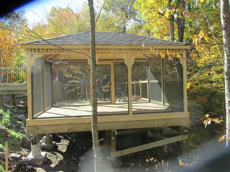 Lakeside Deck Ideas