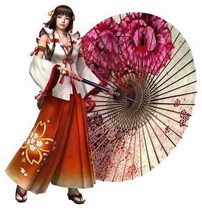 My Top 10 Favorite (Female) Samurai Warriors Characters ...