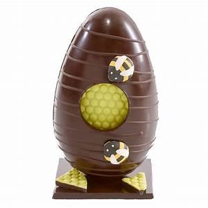 Oeuf De Paque : oeufs de p ques collection chocolat noir ~ Melissatoandfro.com Idées de Décoration