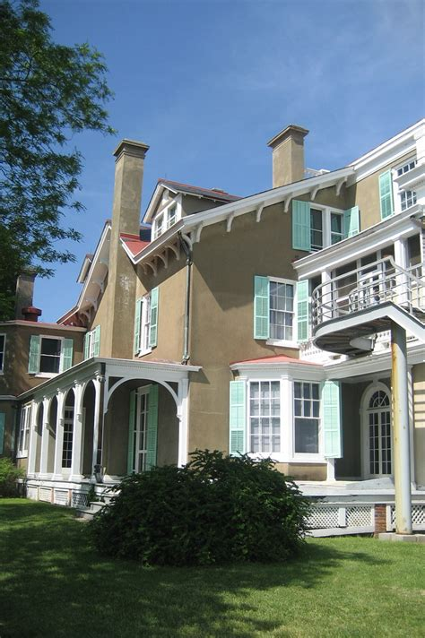 NY - Hyde Park: FDR NHS - Roosevelt Home | The Home of ...